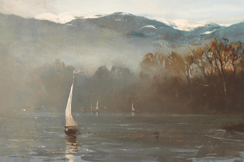 Grzegorz rutkowski mountains study 1500