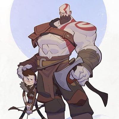 Max grecke kratos16