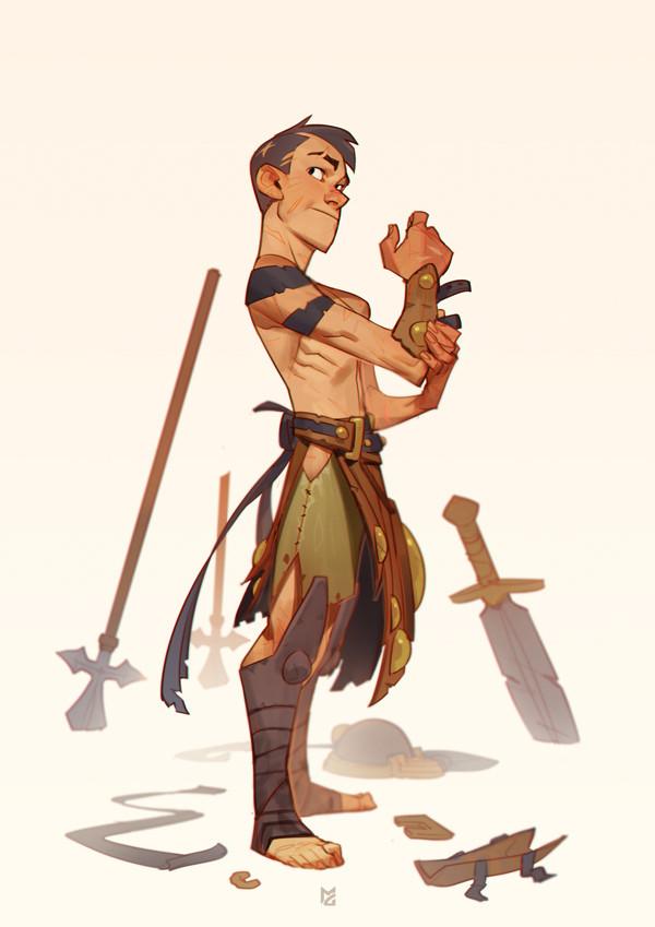 Max grecke gladiator2