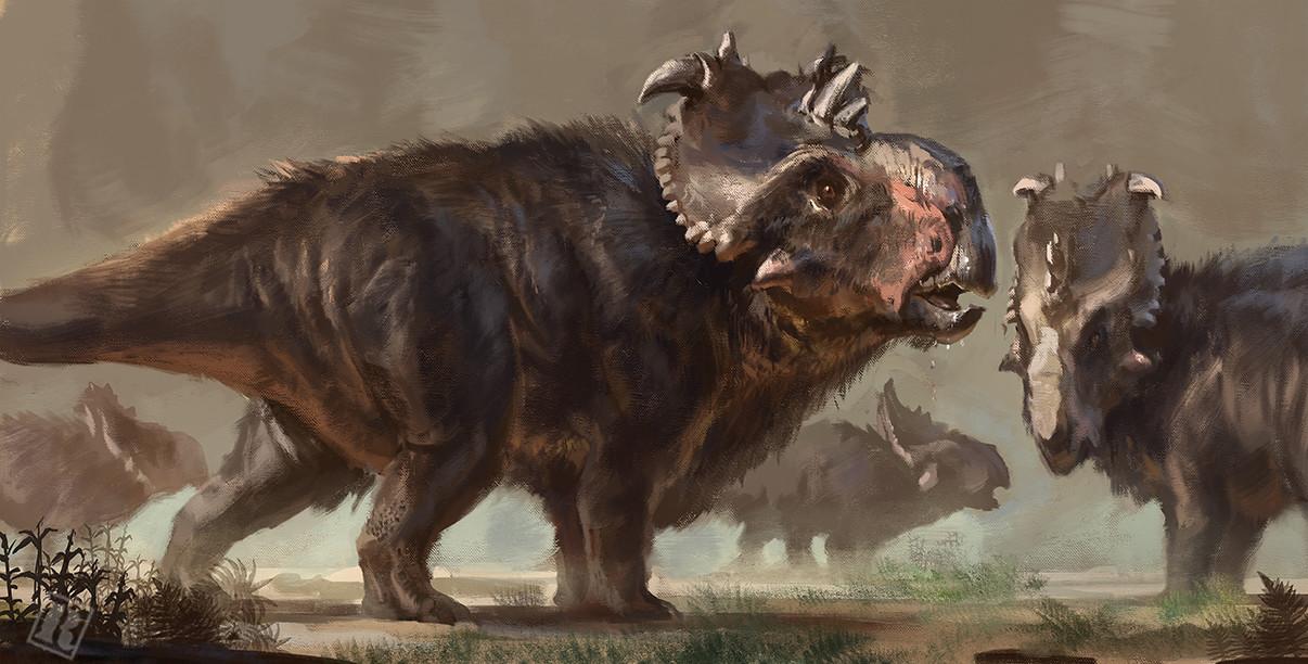 Raph lomotan pachyrhinosaur2