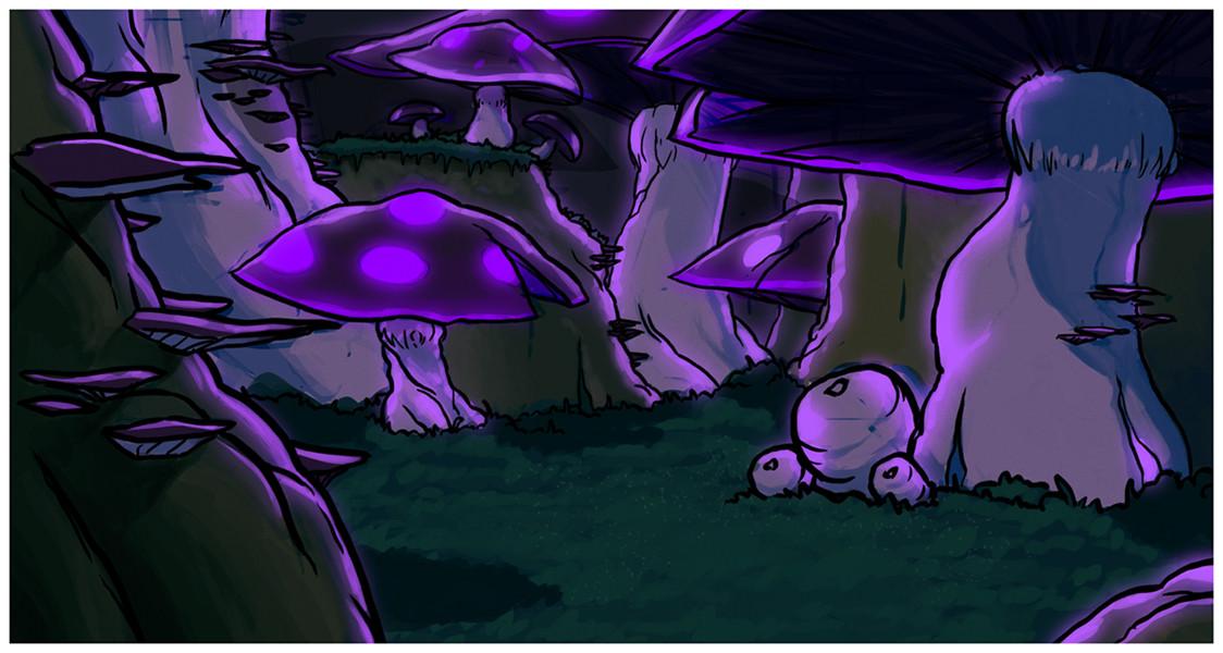 Daniel eady mushroomglen