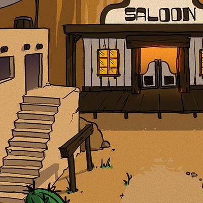 Daniel eady saloontown