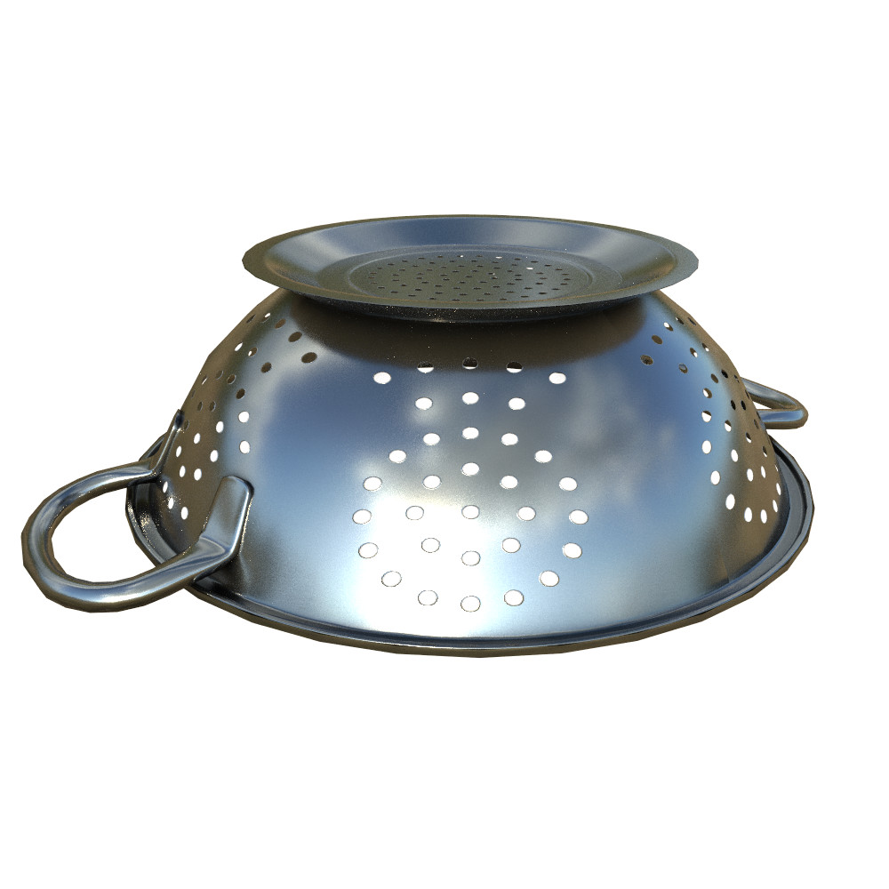 Matt young strainer