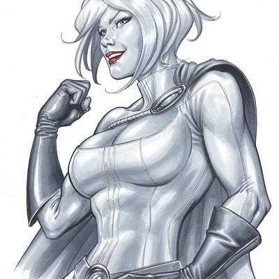 Marco santucci powergirl final