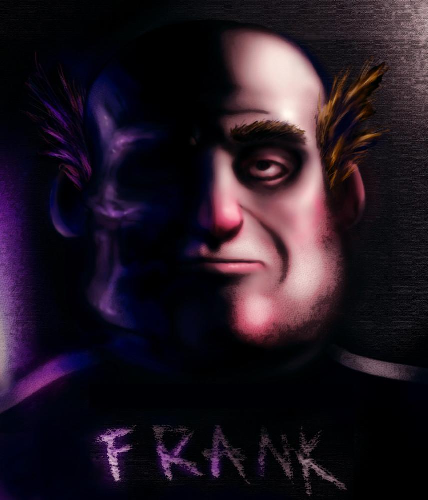 Michael jenkins scary frank