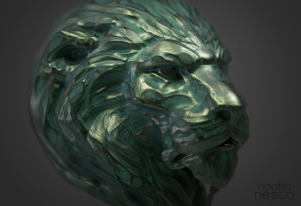Nacho riesco gostanza leon bronce 3