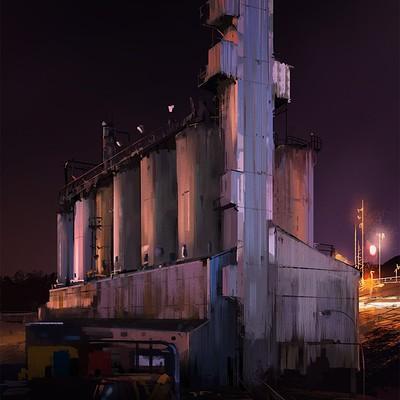 Nacho yague refineria