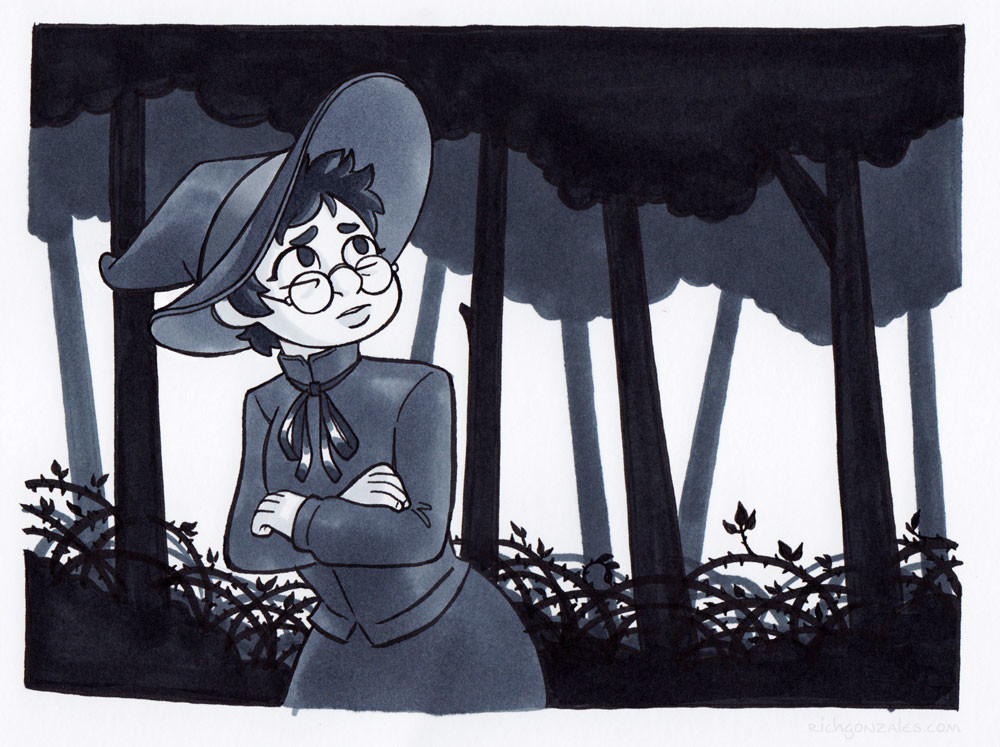 Day 27 - Creepy