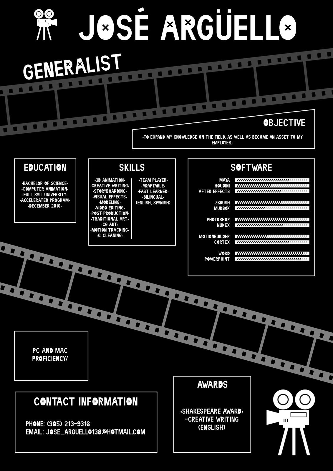 Resume Design 03