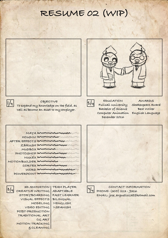 Resume Design 02