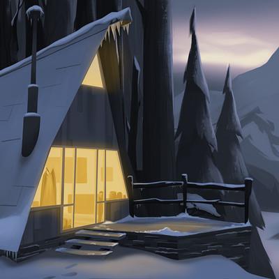 Isaac orloff cabin love