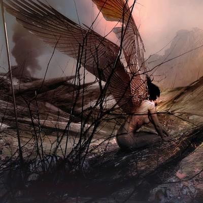 Amro attia warrior nun concept02