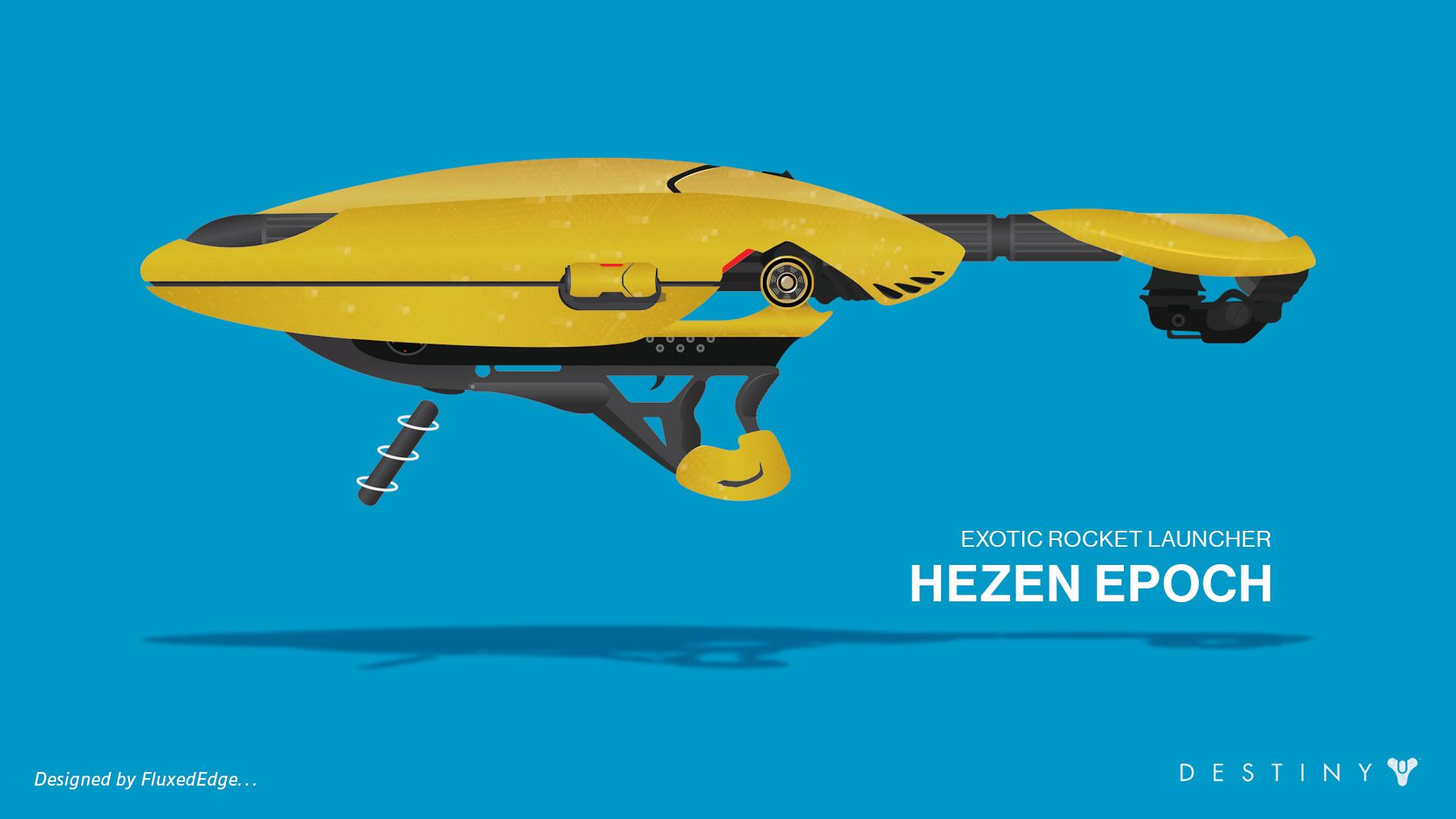 Hezen Epoch - CONCEPT WEAPON