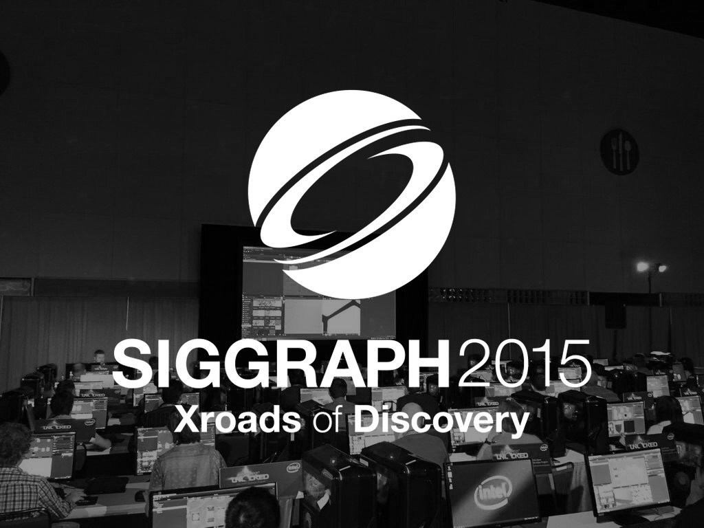 Joshua lynch siggraph splash