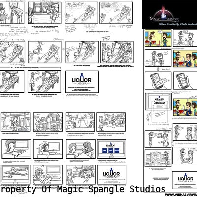 Vibhas virwani final liquor license storyboard orange county