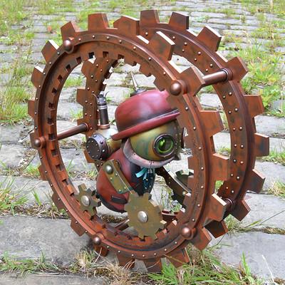 Bruce whistlecraft monowheelwebpromo