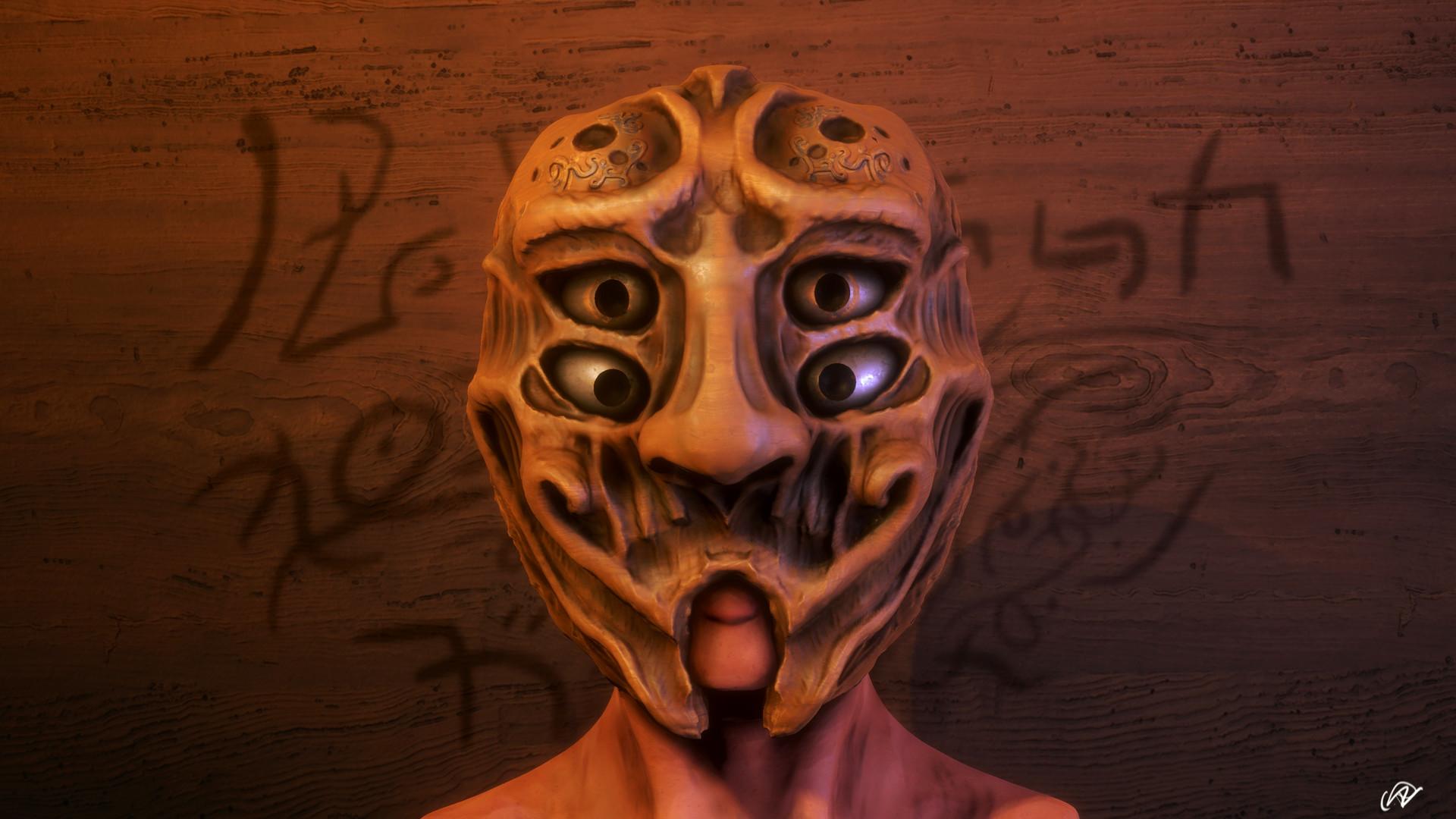 #SculptJanuary Day 10 - Man (Portrait)