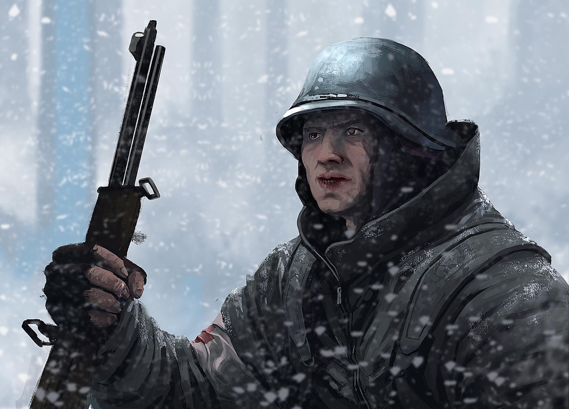 Nicolas chacin soldier final