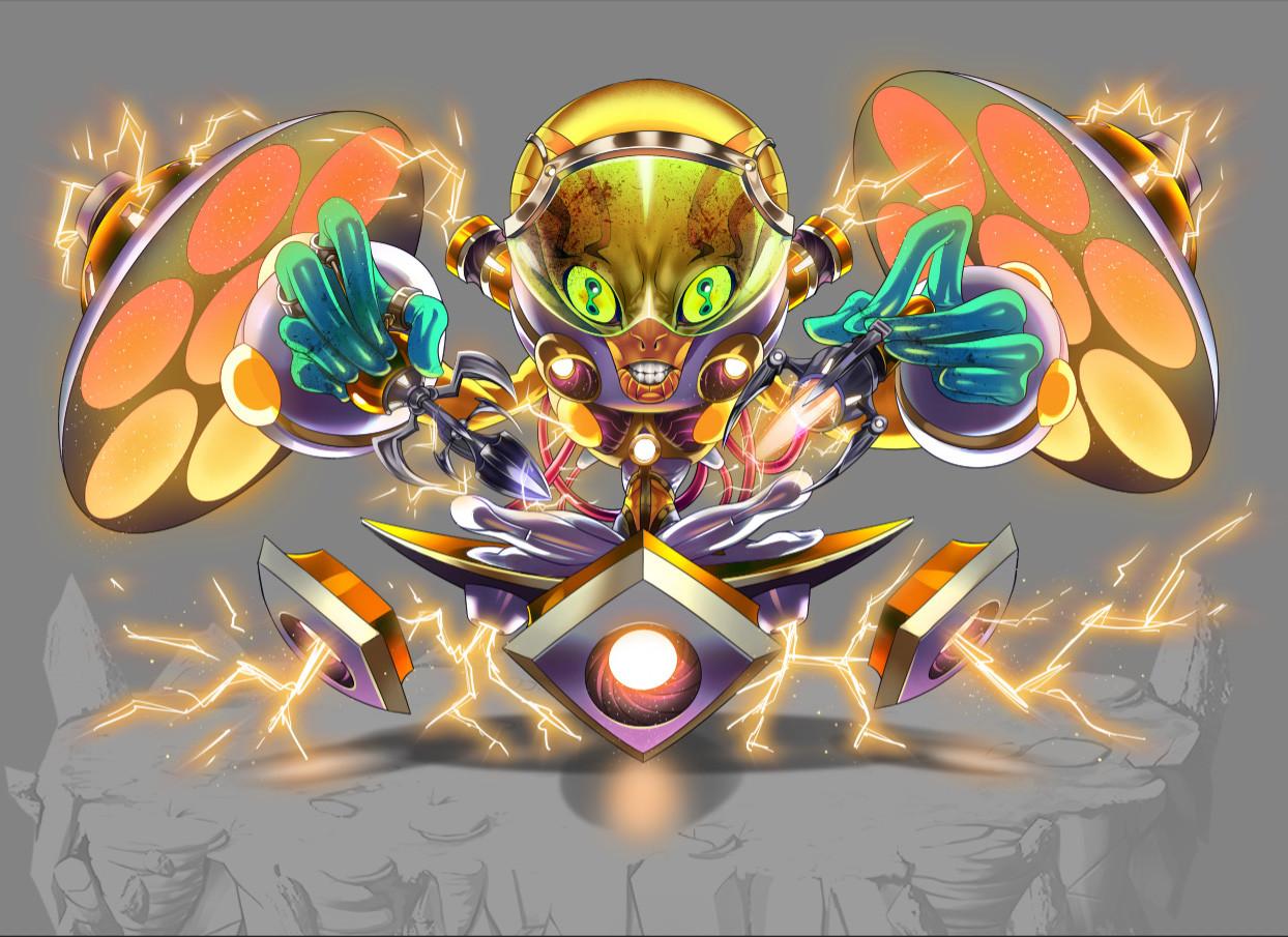 Evelin unfer mechcolor2 2
