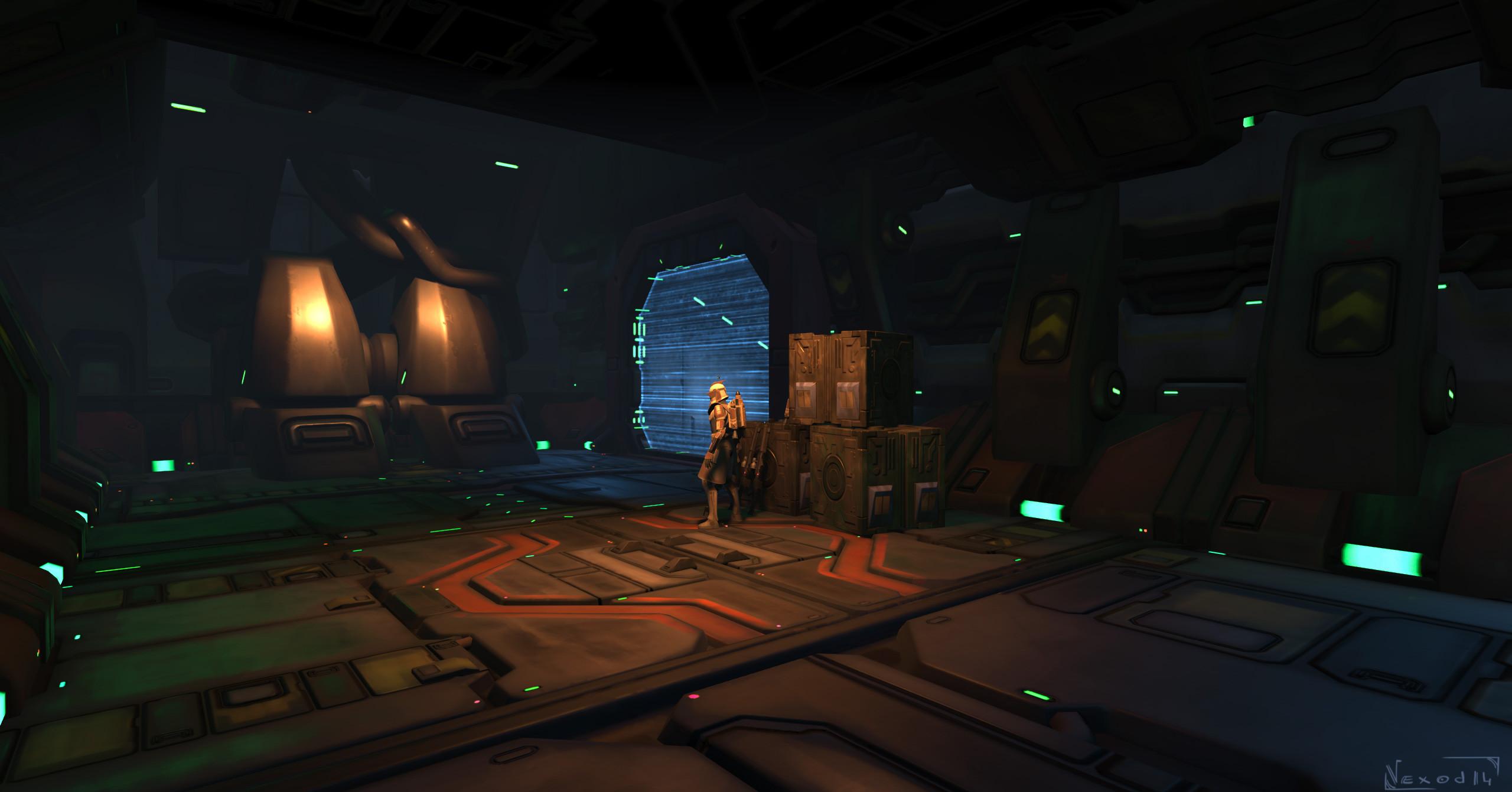 Venator's Stuff Room