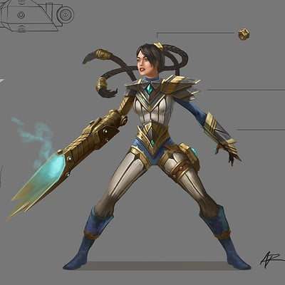Anthony rivero taliatier1concept polished v1