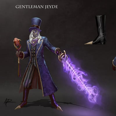 Anthony rivero jeyde skin gentlemanjeyde small
