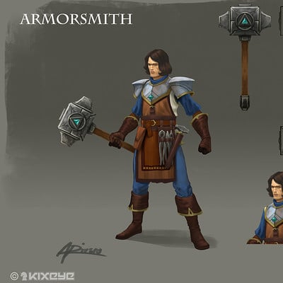 Anthony rivero tomenpc armorsmith 01