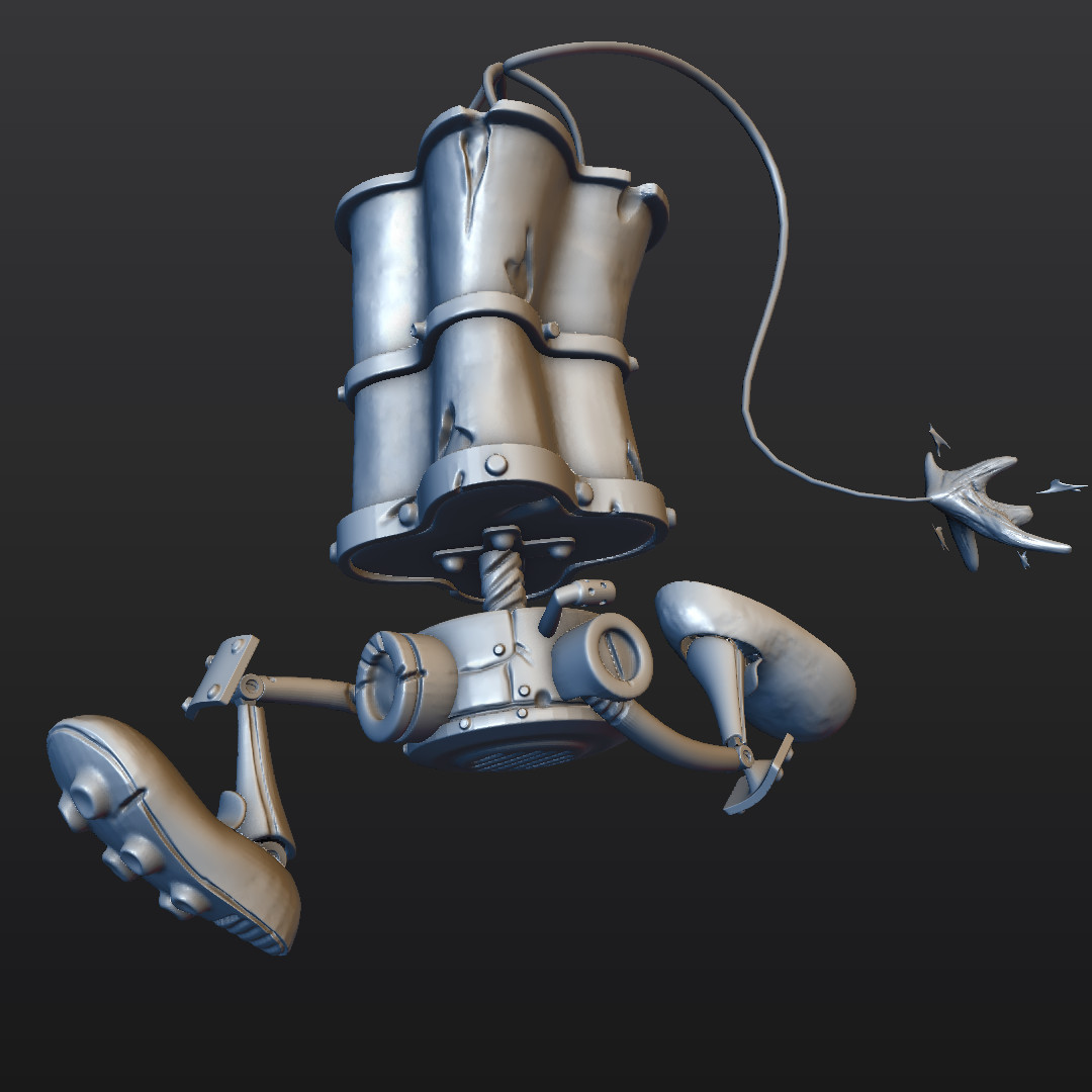 Chuks echezie okoro robo leg2