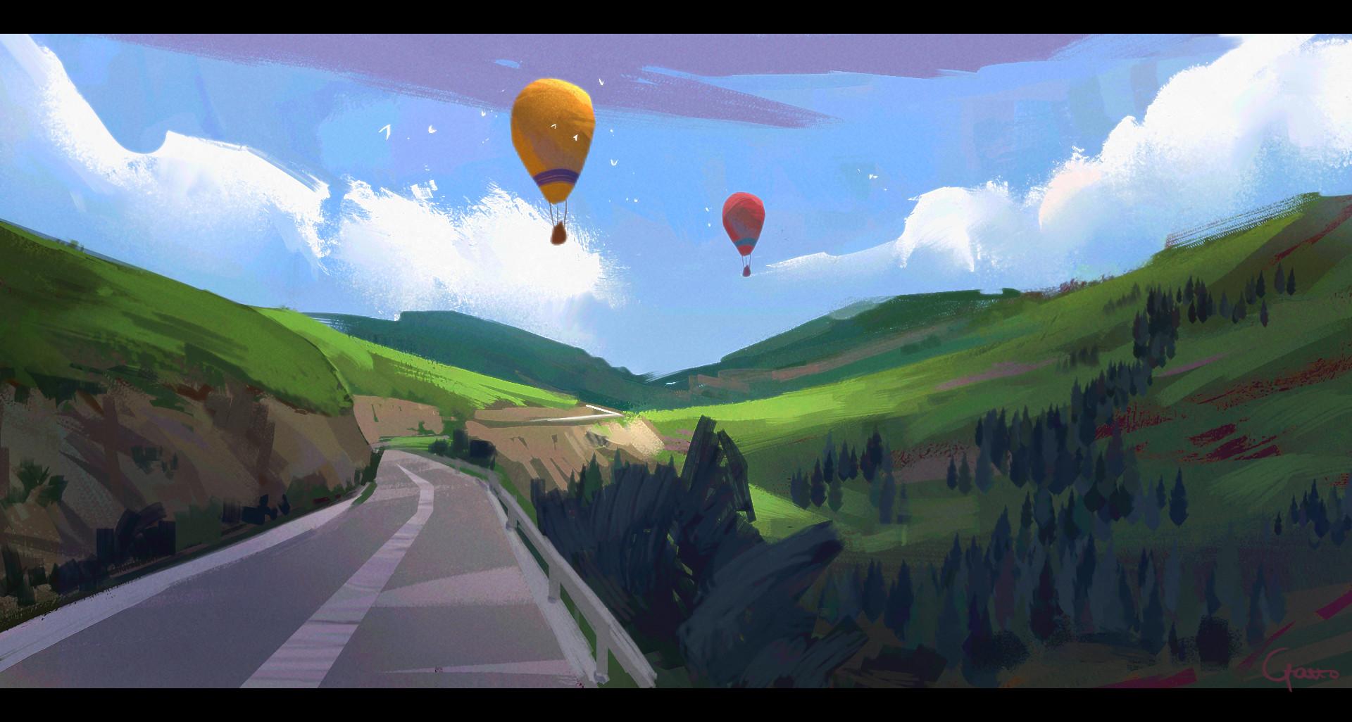 Roberto gatto airballoons