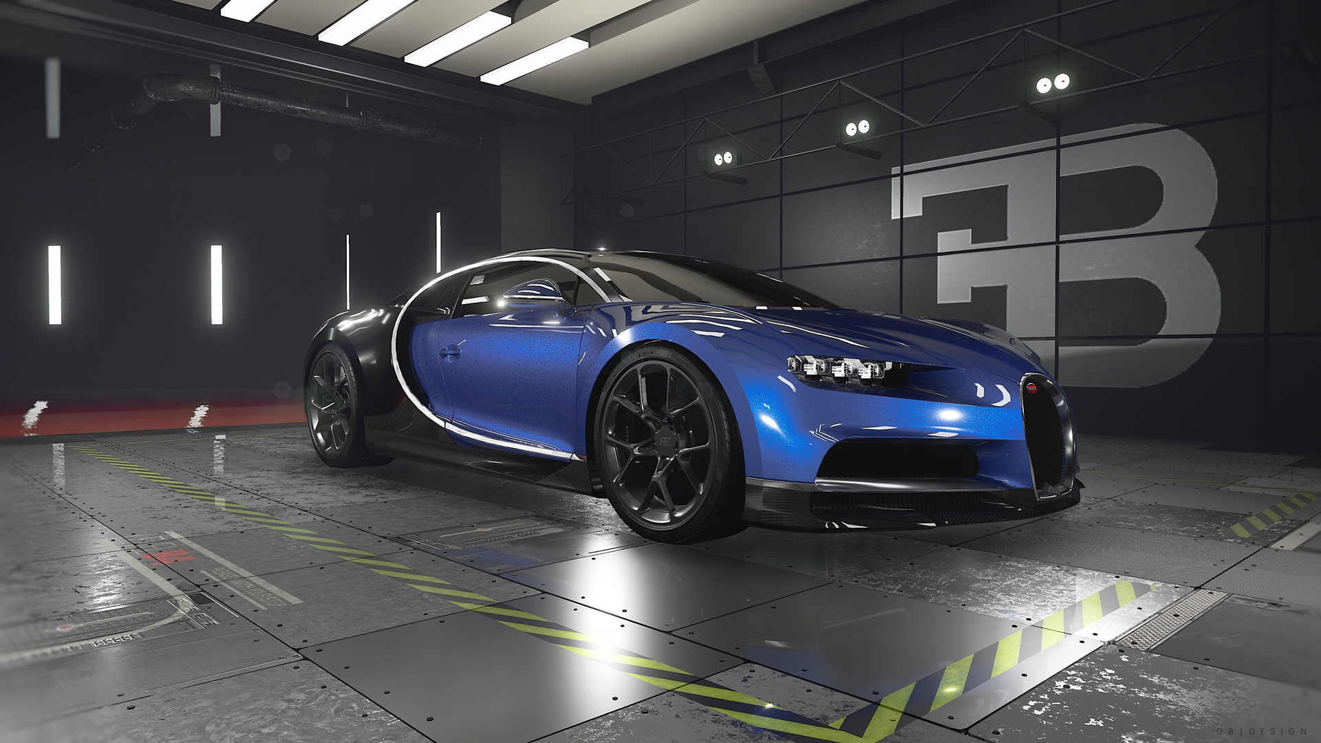 Black/Blue Edition