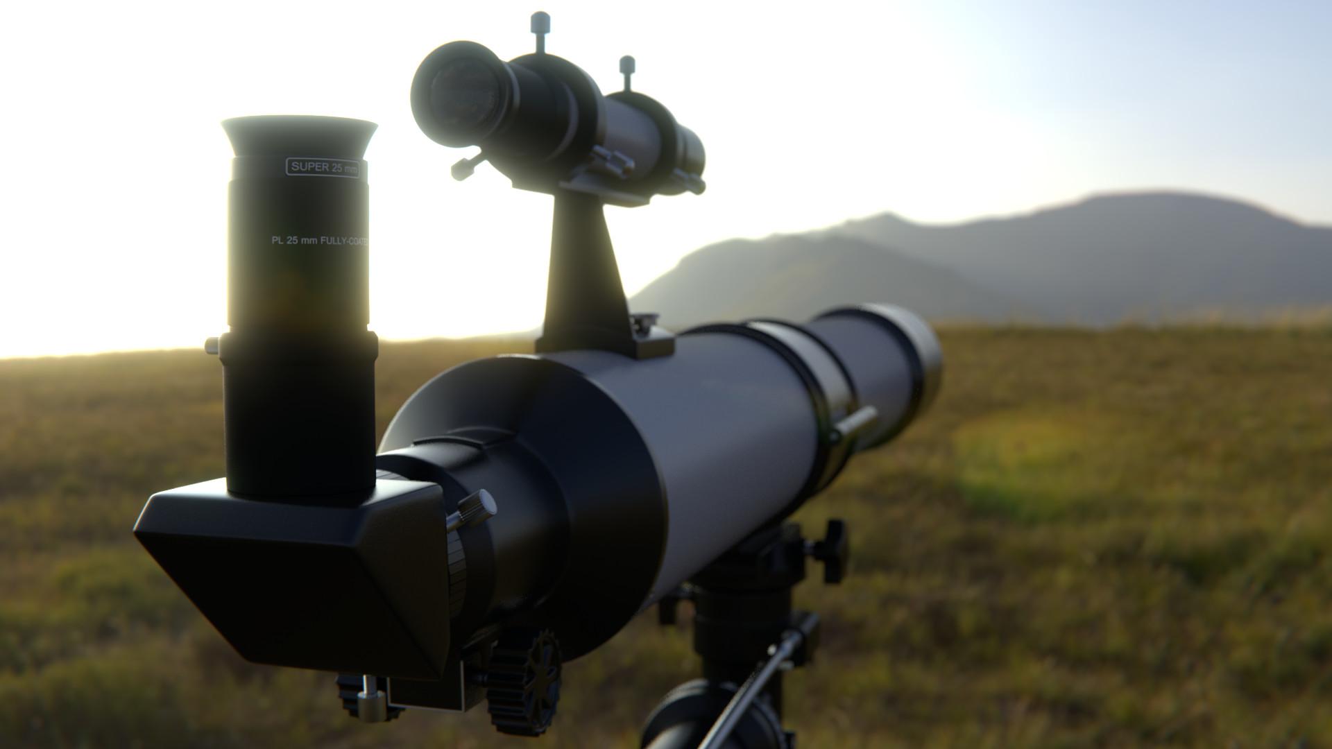 Lars ploger teleskop