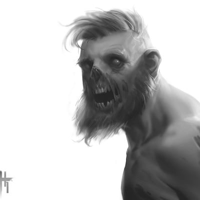 Tooth wu zombie