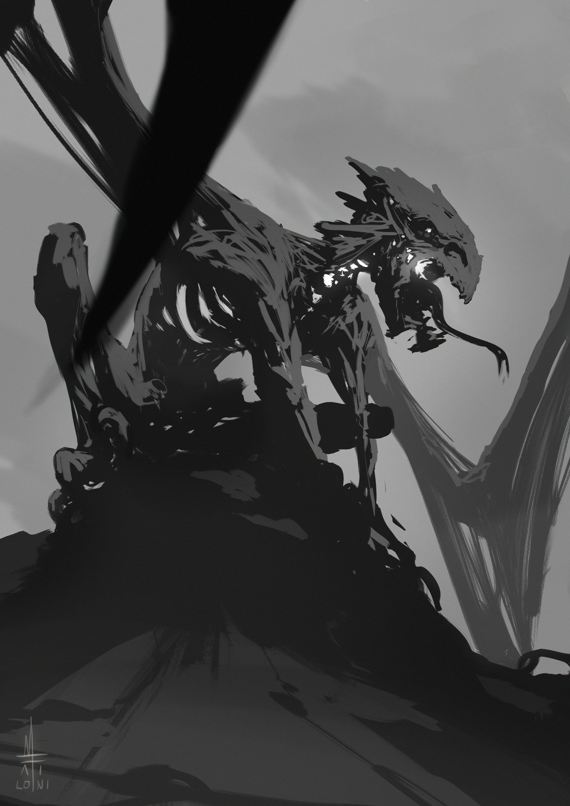 1/365 Abyssal Beast