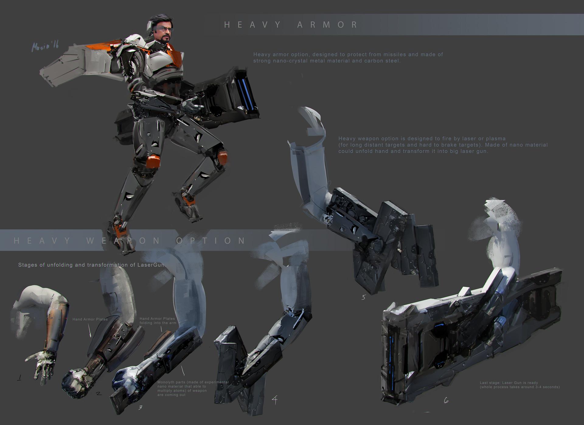Sergey musin weapon robot03