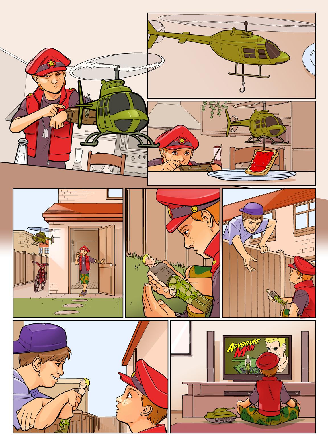 General Jumbo - The Beano Annual