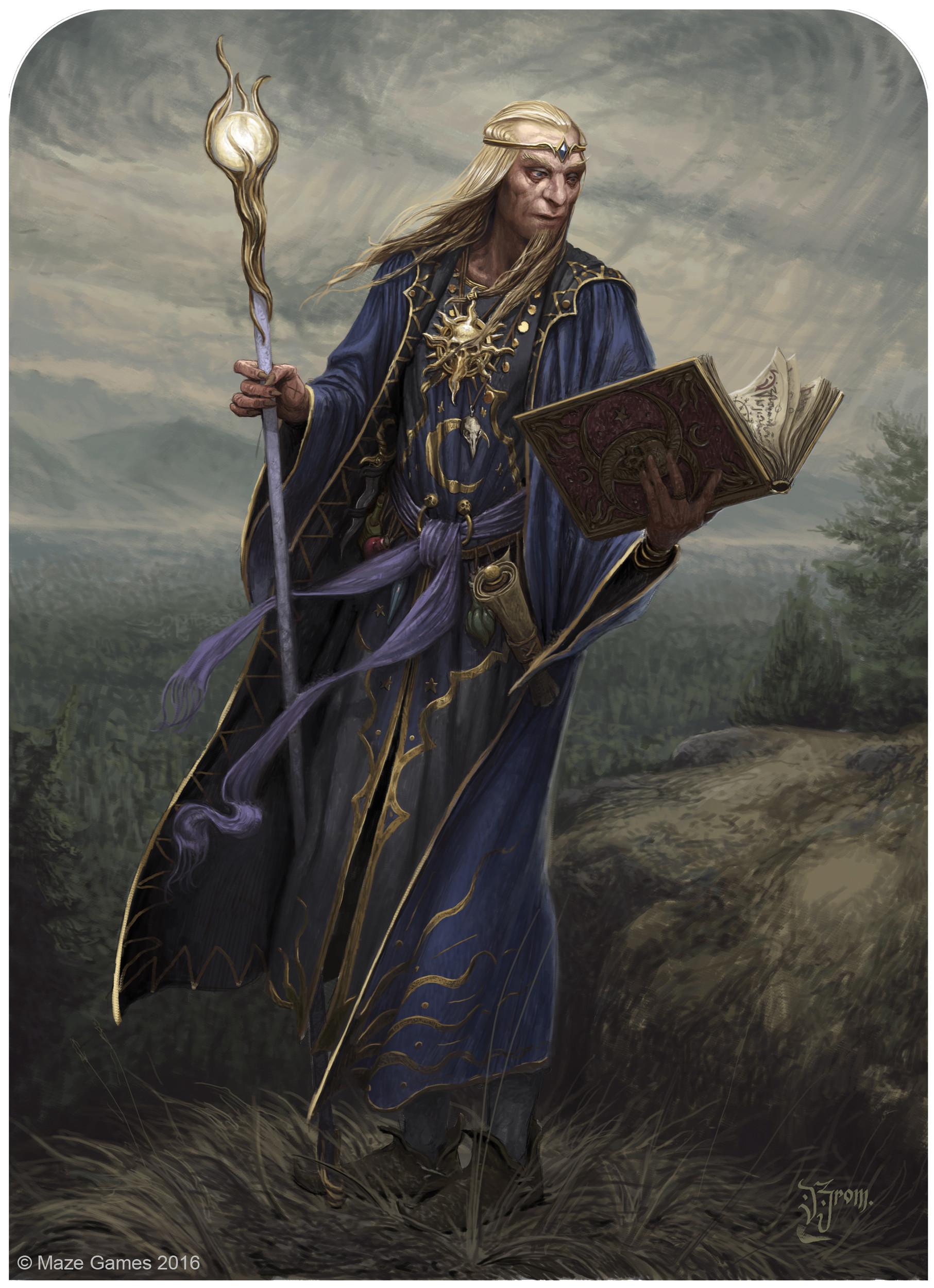 Daniel zrom danielzrom orcquest enchanteur bg