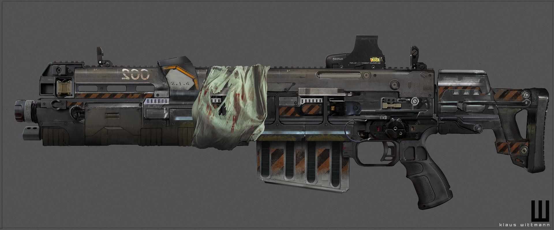 Klaus wittmann guns single