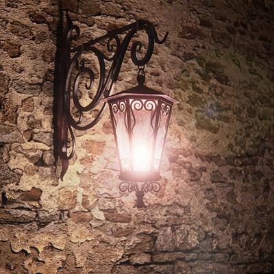 Lars ploger lampe
