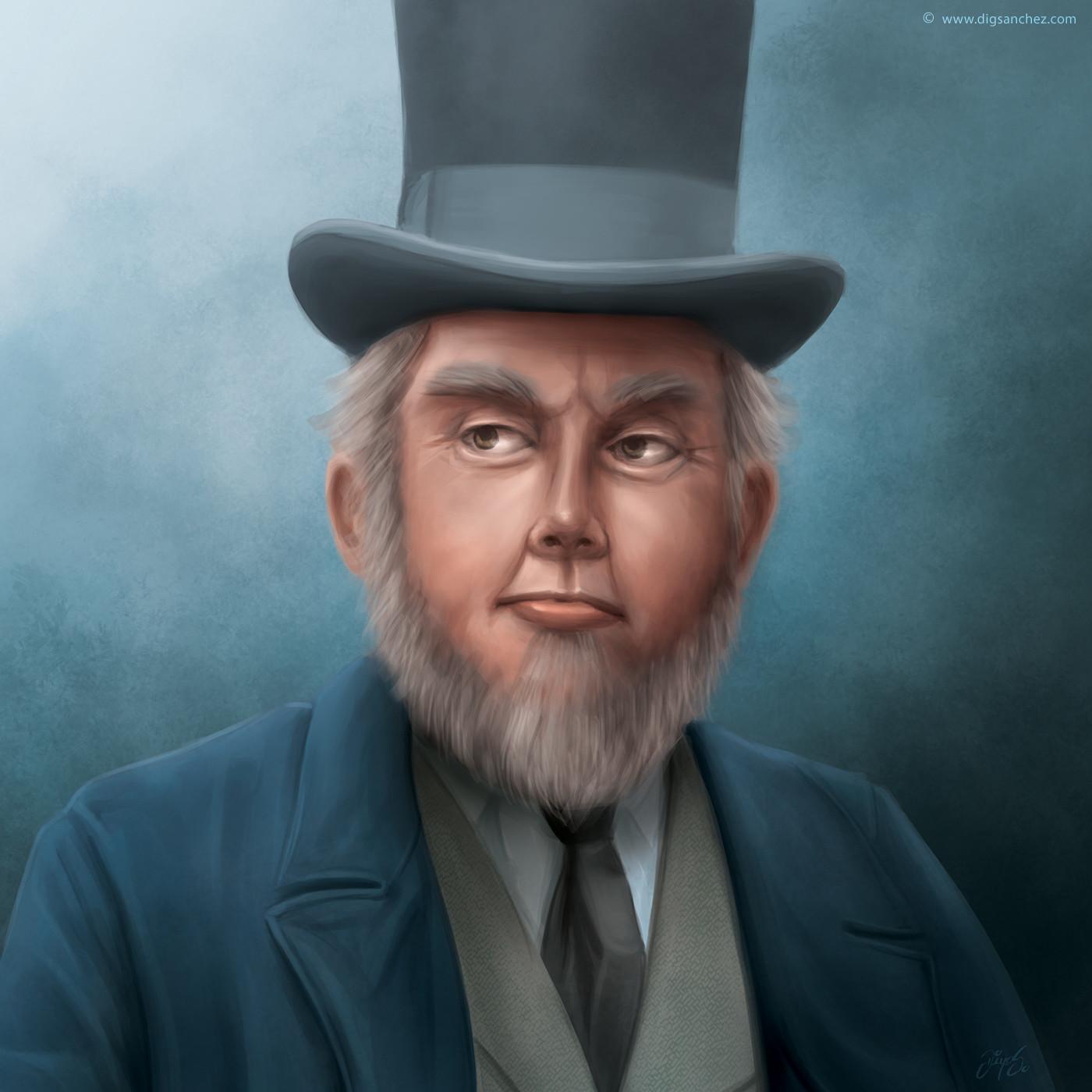 Game character - Mayor