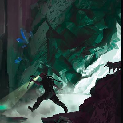 Ran cilento crystalcaves