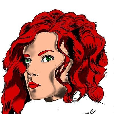 Andre smith black widow