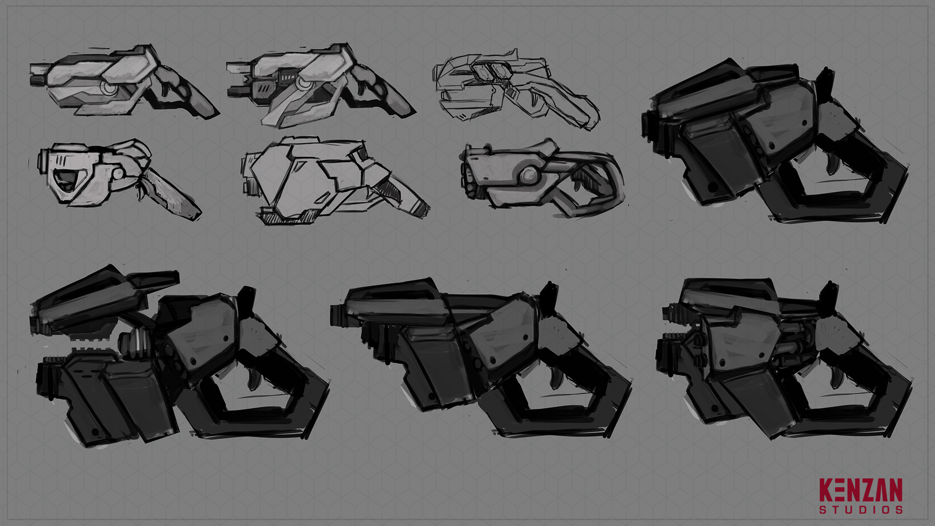 Morpher Gun research