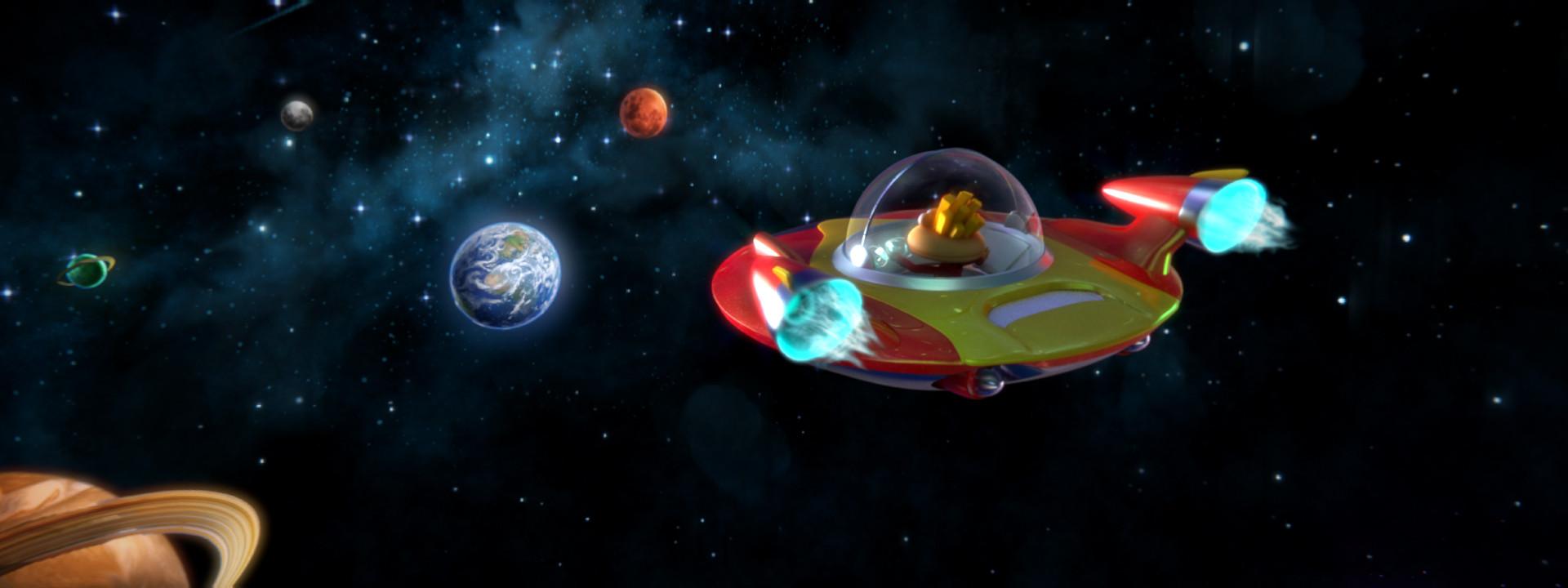 Basile arquis basile arquis flying saucer 06