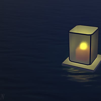 Etikan deniz ustu mum