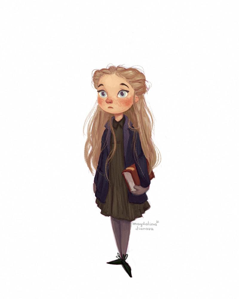 Magdalina dianova h ch liselle
