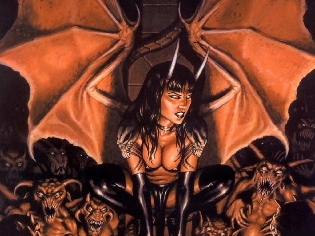 заключении, помните, сексуальный голос ад девушка кровь
