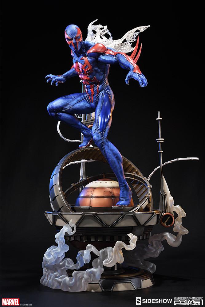 Bernardo yang cruzeiro marvel spider man 2099 staute prime1 300551 02