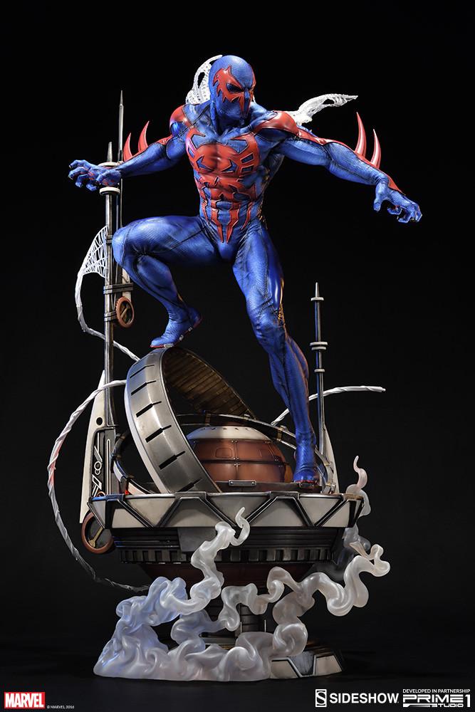 Bernardo yang cruzeiro marvel spider man 2099 staute prime1 300551 03