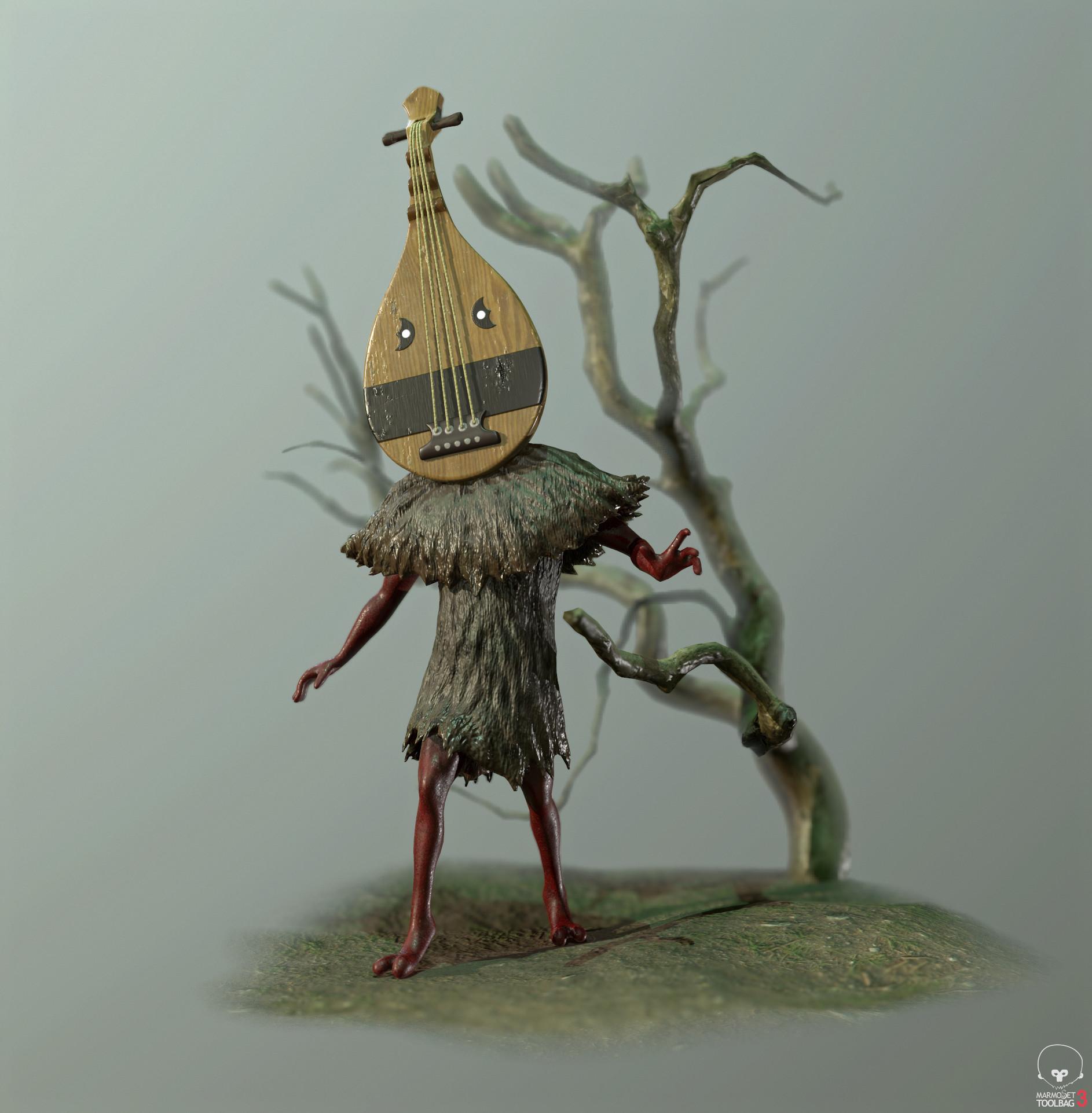 Gazak troll biwa bokuboku