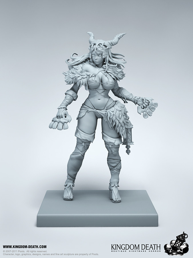 Primal Huntress